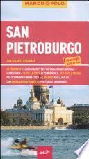 San Pietroburgo. Con atlante stradale