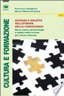Scienza e società nell'Europa della conoscenza