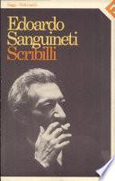 Scribilli