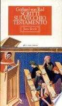 Scritti sul Vecchio Testamento