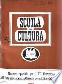Scuola e cultura annali dell'istruzione media