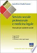Servizio sociale professionale e medicina legale