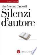 Silenzi d'autore