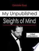 Sleights of mind. 9 effetti di mentalismo