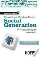Social Generation