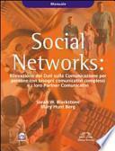 Social Networks. Rilevazione dei dati sulla Comunicazione per persone con bisogni comunicativi complessi e i loro partners comunicativi. Manuale