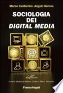 Sociologia dei digital media