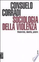 Sociologia della violenza