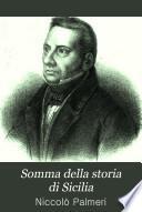 Somma della storia di Sicilia
