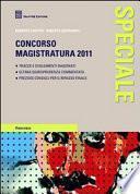 Speciale concorso magistratura 2011