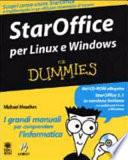 StarOffice per Linux e Windows