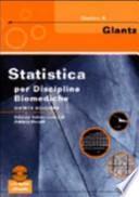 Statistica per discipline biomediche