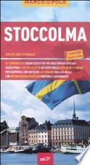Stoccolma. Con atlante stradale