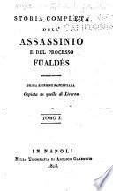 Storia completa dell'assassino e del processo Fualdès