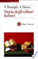 Storia degli editori italiani