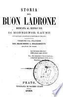 Storia del buon ladrone dedicata al secolo 19