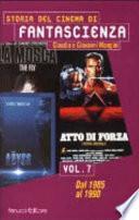 Storia del cinema di fantascienza: Dal 1985 al 1990