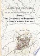 Storia del Consorzio dei Possidenti di Monteleone di Spoleto