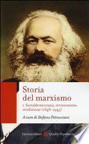Storia del marxismo