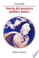Storia del pensiero politico antico