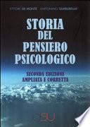 Storia del pensiero psicologico