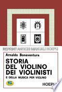 Storia del violino, dei violinisti e della musica per violino