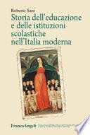 Storia dell'educazione e delle istituzioni scolastiche nell'Italia moderna