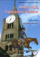 Storia dell'equitazione italiana