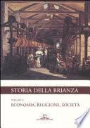 Storia della Brianza: Economia, religione, società