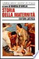Storia della maternità