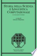 Storia della scienza e linguistica computazionale. Sconfinamenti possibili
