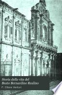 Storia della vita del Beato Bernardino Realino