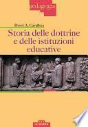 Storia delle dottrine e delle istituzioni educative