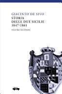 Storia delle Due Sicilie - Vol. II