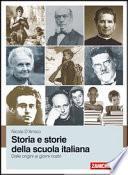 Storia e storie della scuola italiana