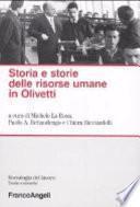 Storia e storie delle risorse umane in Olivetti