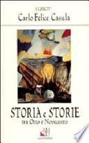 Storia e storie tra Otto e Novecento
