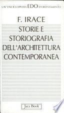 Storie e storiografia dell'architettura contemporanea