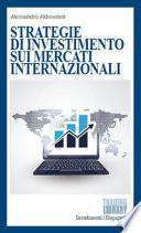 Strategie di investimento sui mercati internazionali