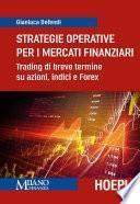 Strategie operative per i mercati finanziari