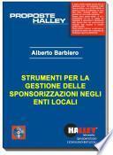 Strumenti per la gestione delle sponsorizzazioni negli enti locali