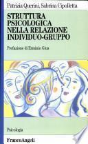 Struttura psicologica nella relazione individuo-gruppo