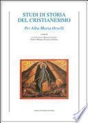 Studi di storia del cristianesimo