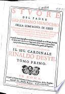 Stuore del padre Gio. Stefano Menochio ... tessute di varie eruditioni sacre, morali, e profane, nelle quali si dichiarano molti passi oscuri della Sacra Scrittura ...