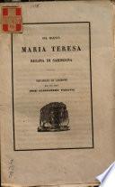 Sua maestà Maria Teresa regina di Sardegna squarcio di lezione