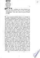 Sulla causa, sede ed essenza del colera asiatico memoria letta nella seduta del giorno 26 marzo 1836 di Carlo Francesco Bellingeri