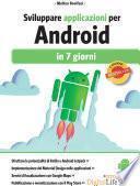 Sviluppare applicazione per Android in sette giorni