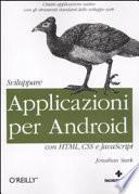Sviluppare applicazioni per Android con HTML, CSS e JavaScript