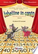 Tabelline in canto