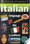 Teach Yourself Italian Language, Life, and Culture